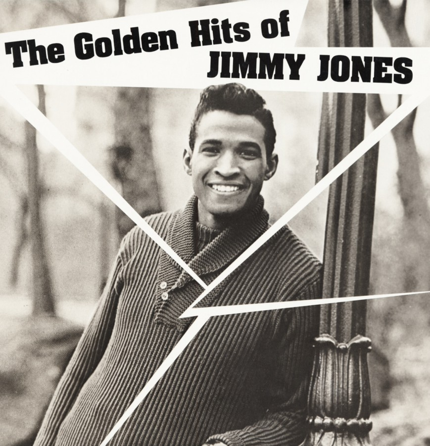 LP - Jimmy Jones - The Golden Hits Of