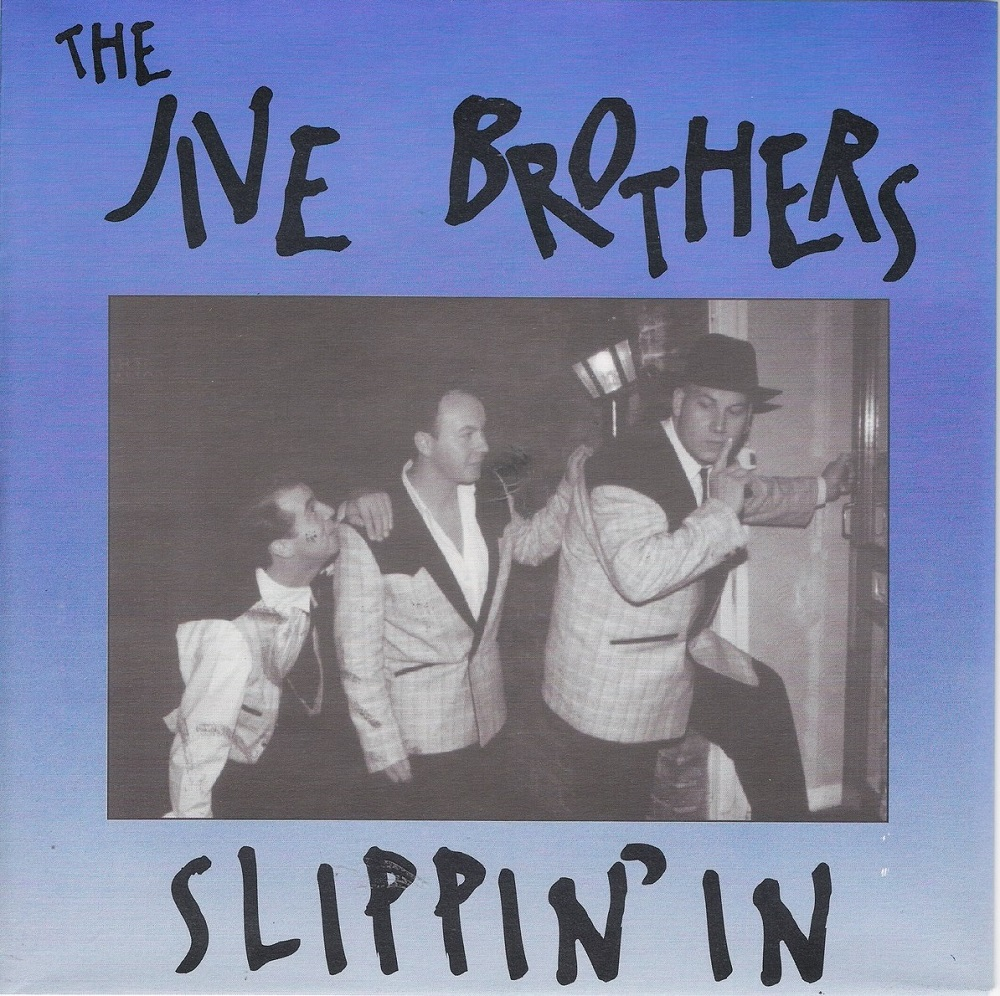 Single - Jive Brothers - Slippin' In