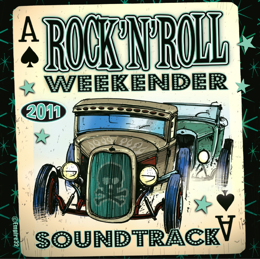 CD - VA - Walldorf Rock'n'Roll Weekender 2011