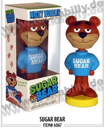 Wackelfigur - Sugar Bear