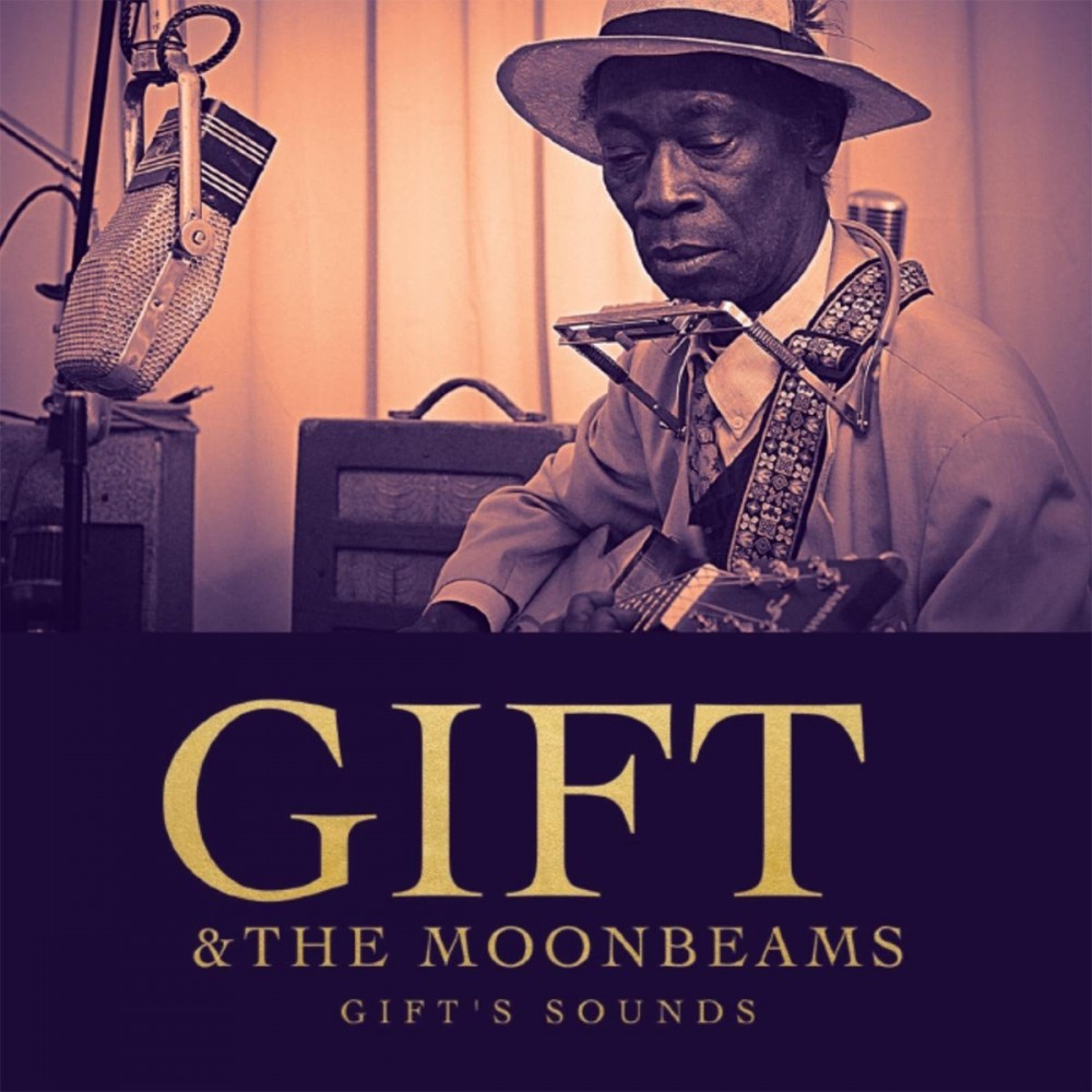 CD - Gift And The Moonbeams - Gift's Sounds