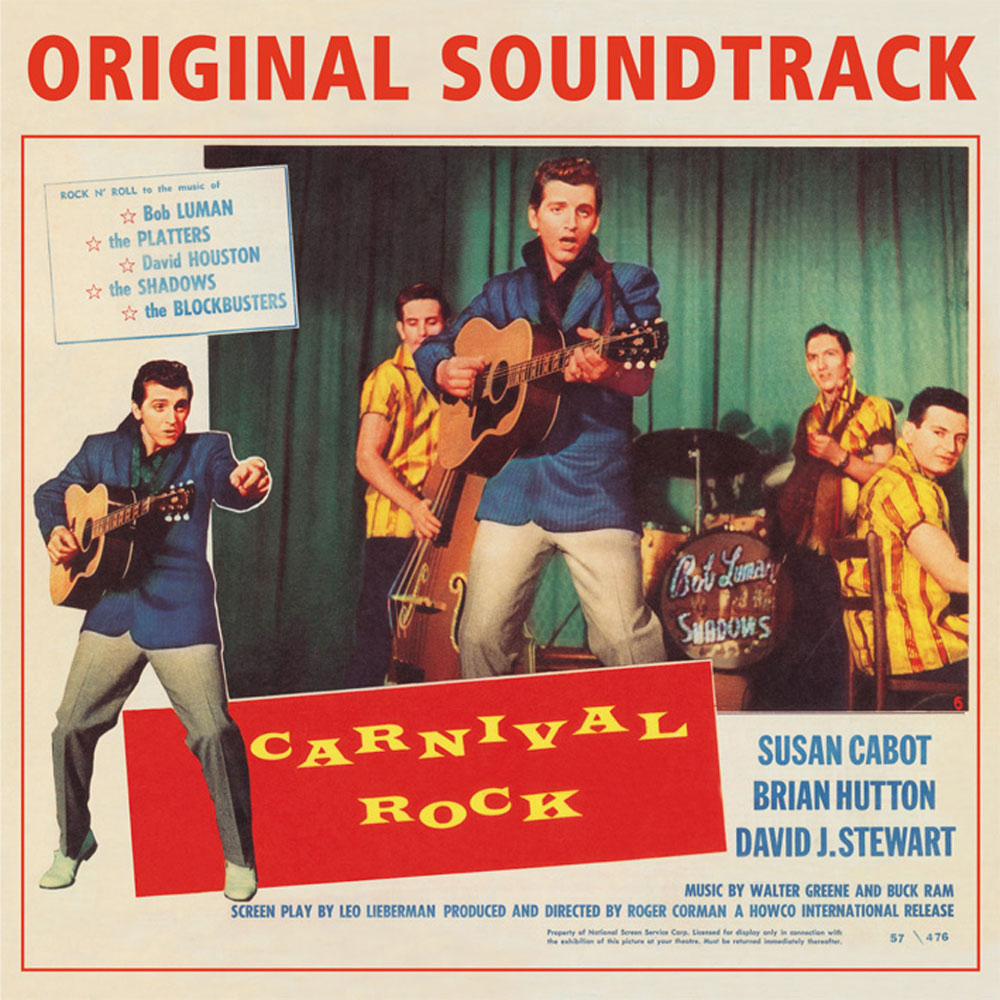 CD - VA - Carnival Rock - Original Soundtrack