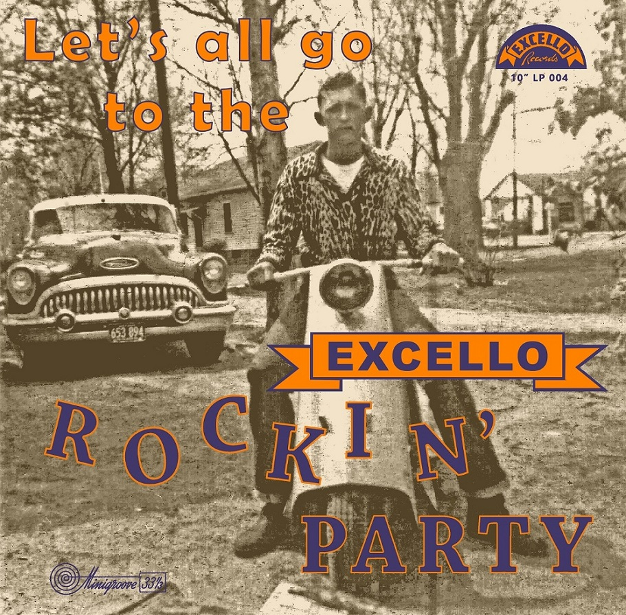 10inch - VA - Let?s All Go To The Excello Rockin? Party