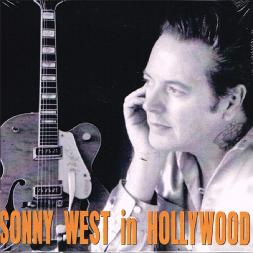 CD - Sonny West - Sonny West In Hollywood