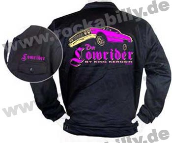 King Kerosin Workerjacke - Lowrider