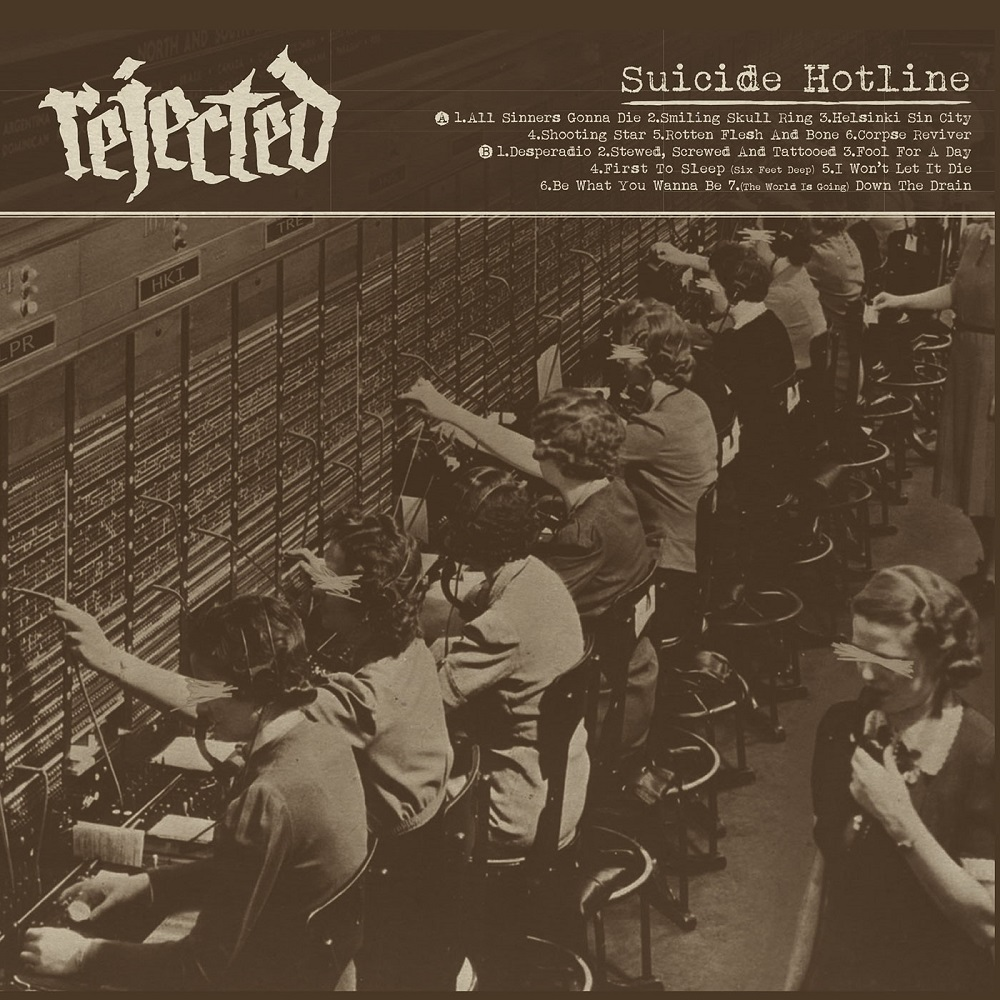 LP - Rejected - Suicide Hotline