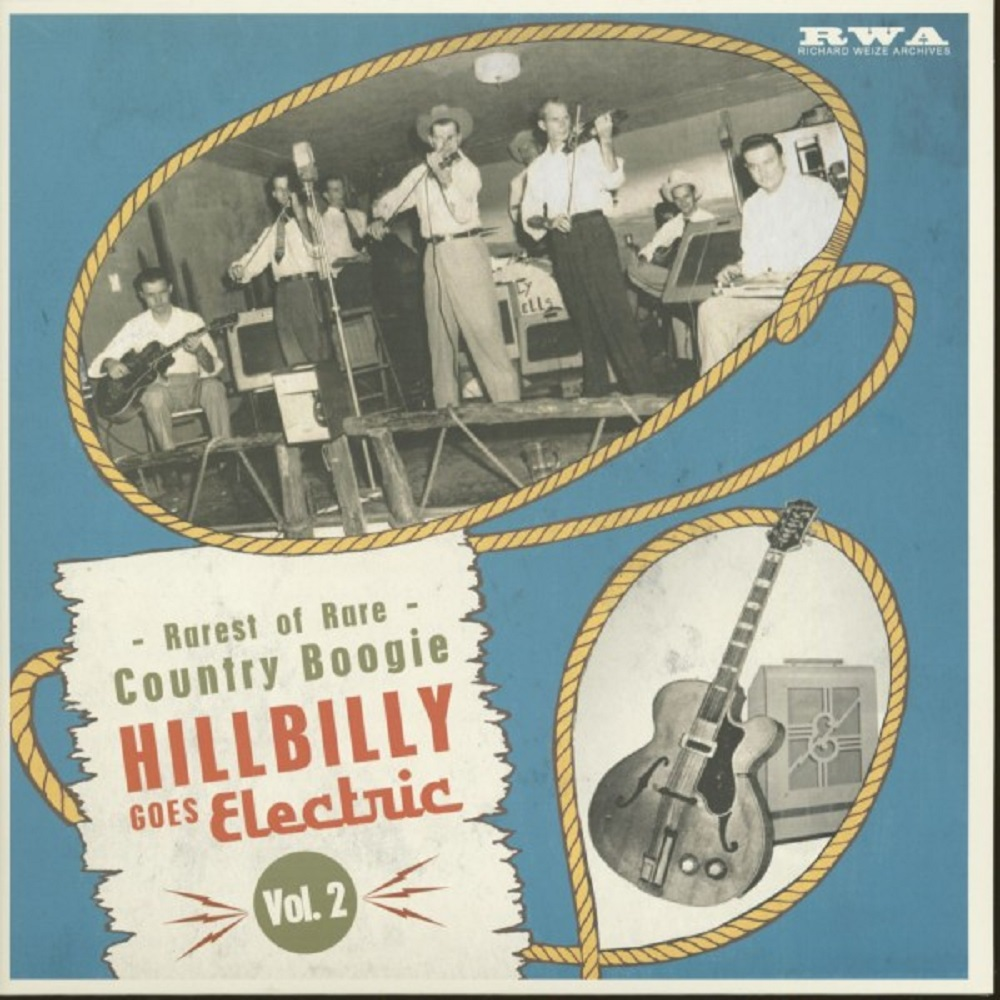 10inch - VA - Hillbilly Goes Electric Vol. 2