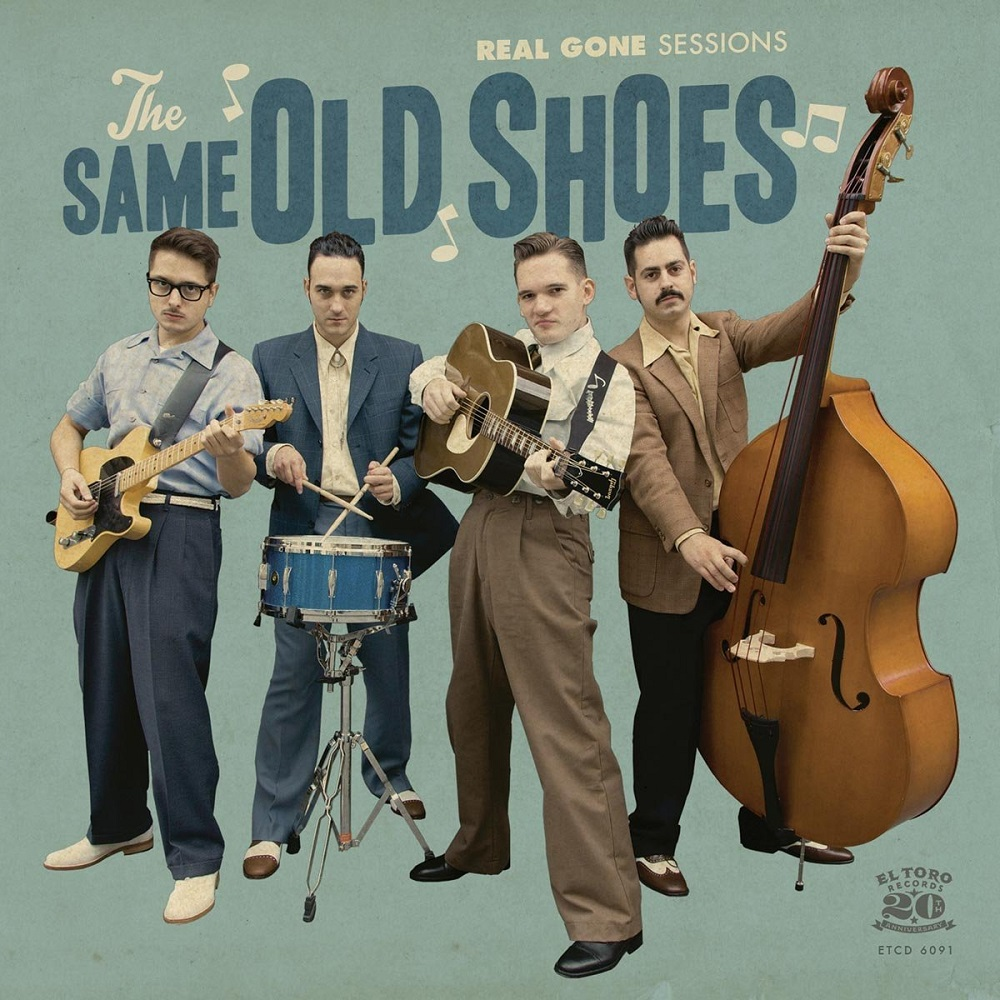 CD - Same Old Shoes - Real Gone Sessions