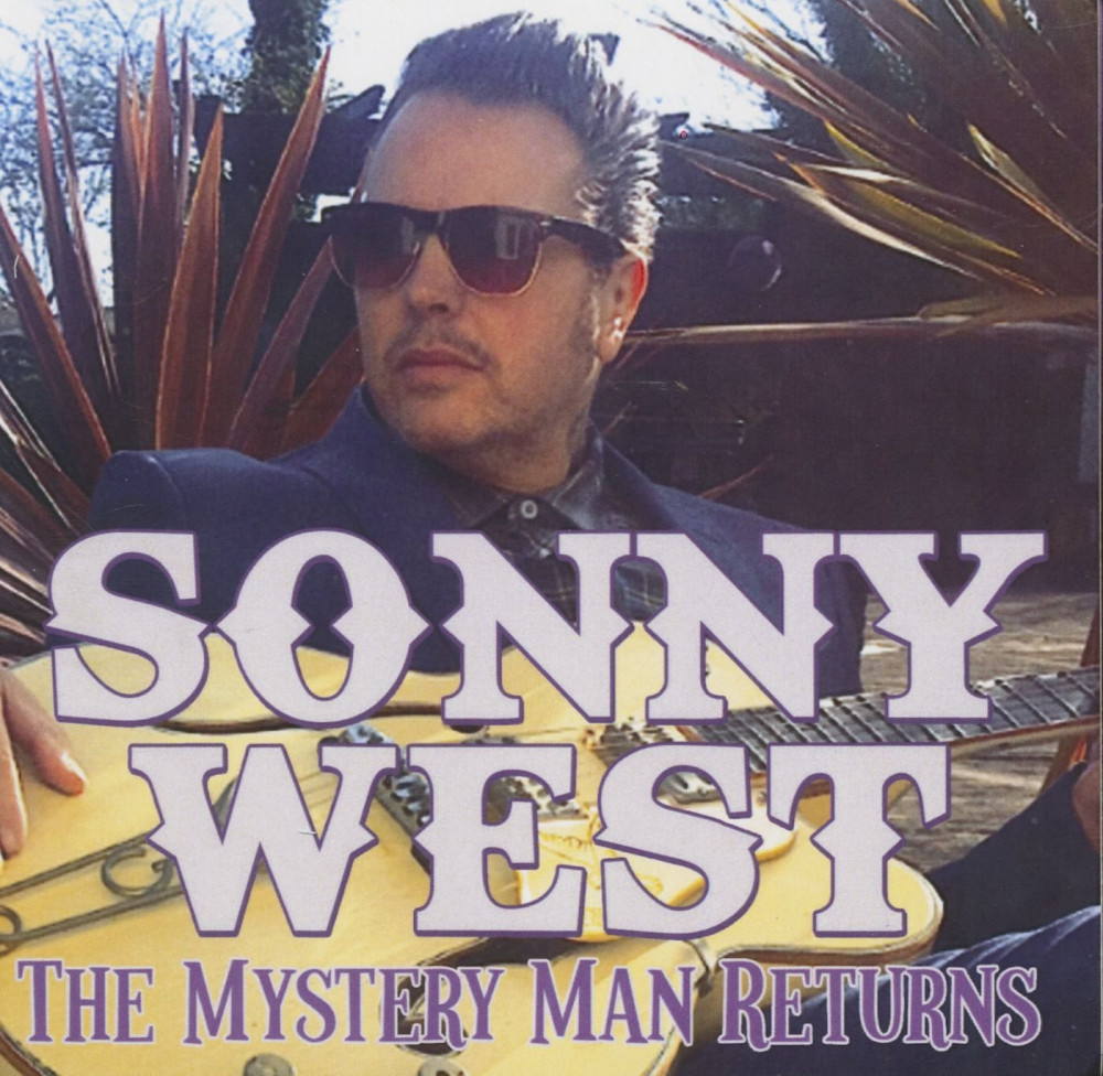 CD - Sonny West - The Mystery Man Returns