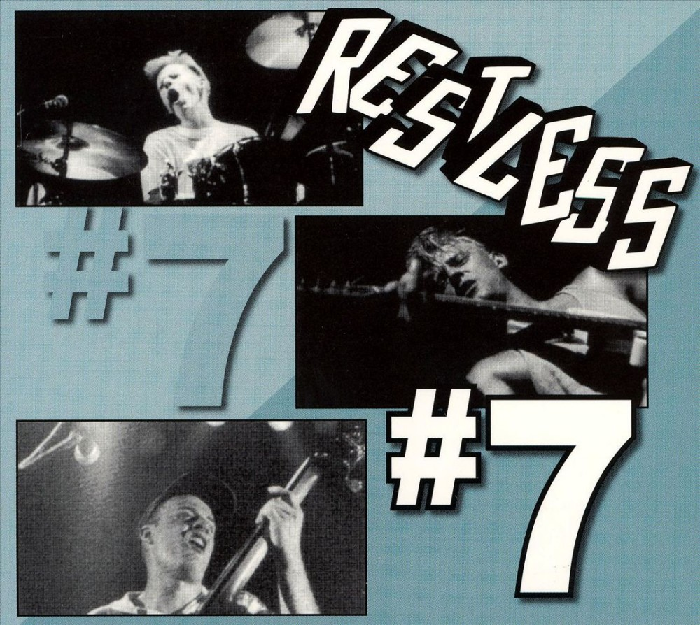 CD - Restless - Number 7
