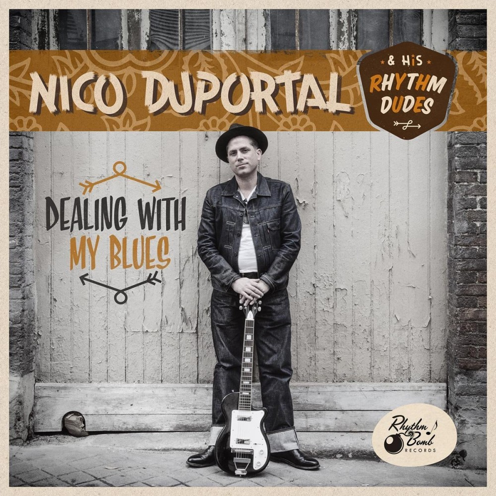 LP - Nico Duportal and his Rhythm Dudes - Dealing With My Blues