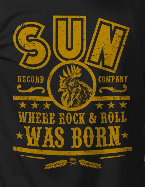Steady Workshirt - Sun Records Rock'n'Roll