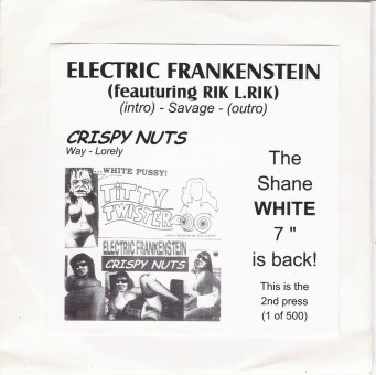 Single - VA - Rockin Bones - Electric Frankenstein, Crispy Nuts