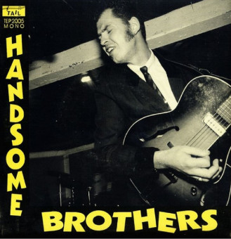 Single - Handsome Brothers - Cuddle & Kiss, Angel Child, Cry, Cry, Cry, Just Ikall Josefin