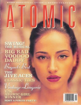 Magazin - Atomic - No. 4