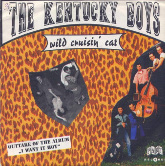 Single - Kentucky Boys - Wild Cruisin' Cat