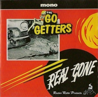 CD - Go Getters - Real Gone