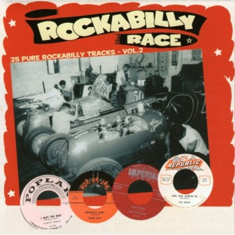 CD - VA - Rockabilly Race Vol. 2