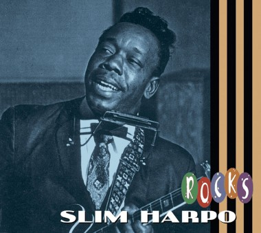 CD - Slim Harpo - Slim Rocks