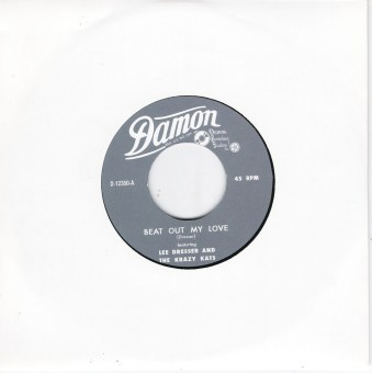 Single - Lee Dresser - Beat Out My Love