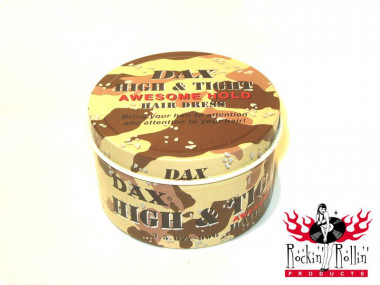 Pomade - Dax - High & Tight - Awesome Hold (99g)