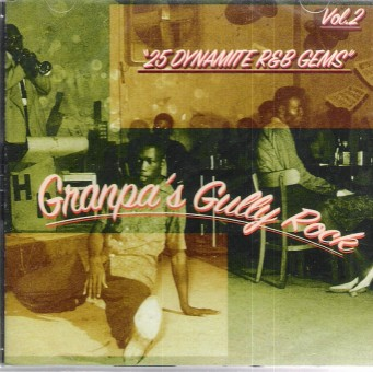 CD - VA - Grandpa's Gully Rock Vol. 2