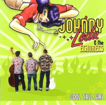 CD - Johnny Loda - Cool Tall Girl