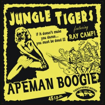 Single - Jungle Tigers & Ray Campi - Apeman Boogie