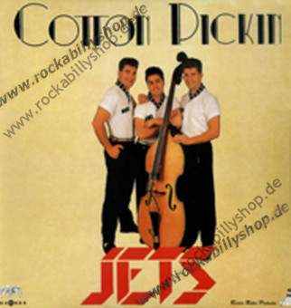 LP - Jets - Cotton Pickin