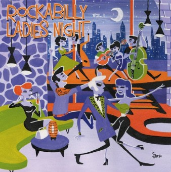 Single - VA - Rockabilly Ladies Night Vol. 1