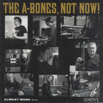 LP - A-Bones - Not Now