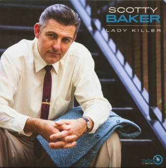 LP - Scotty Baker - Lady Killer