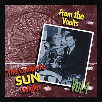 CD-4 - VA - The Sun Singles Vol. 4
