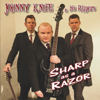 LP - Johnny Knife & his Rippers - Sharp As A Razor