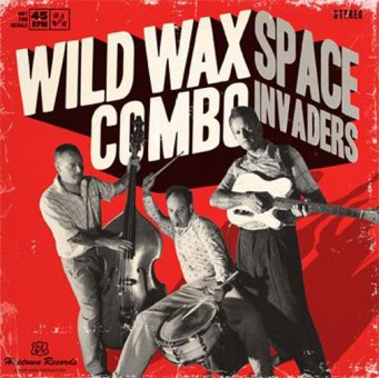 Single - Wild Wax Combo - Space Invaders
