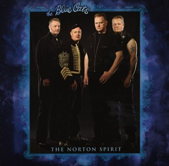 10inch-EP - Blue Cats - The Norton Spirit