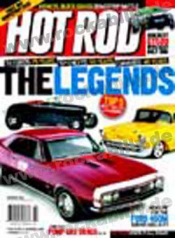 Magazin - Hot Rod - 2007 - 02