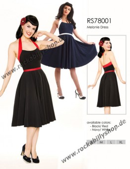 Steady-Kleid - Melonie Dress schwarz