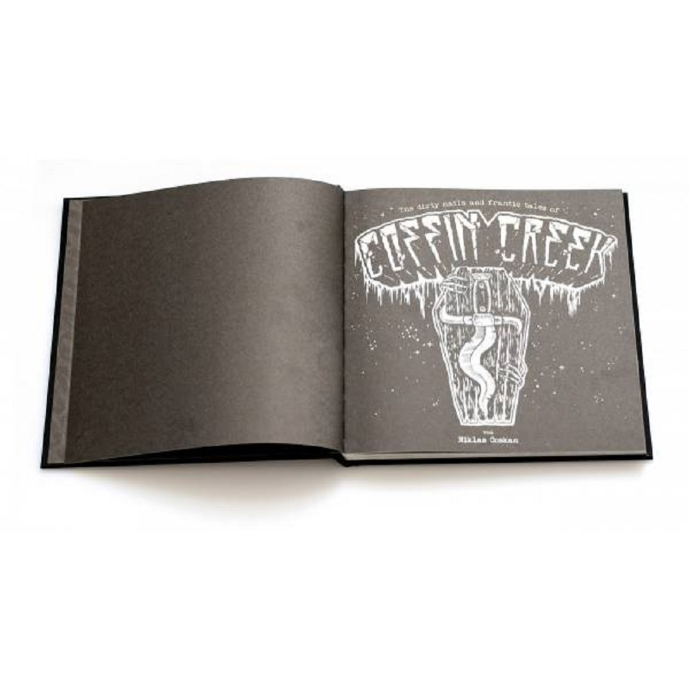 Single+Buch - Niklas Coskan - COFFIN CREEK - The Dirty Nails And Frantic Tales Of Coffin Creek