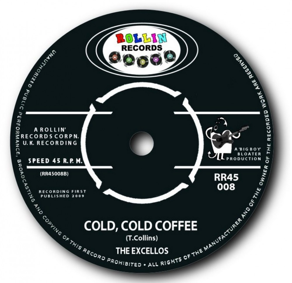 Single - Excellos - Jump, Cold Cold Coffee
