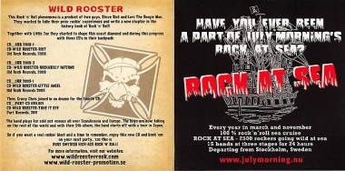 CD - Wild Rooster - No Way Out Of Hell