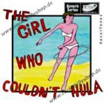 CD - Surftones - The Girl Who Couldn't Hula