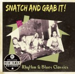 CD - VA - Snatch And Grab It 33 2/3 Edition - Limited