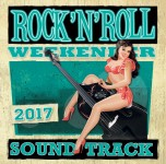 CD - VA - Walldorf Rock'n'Roll Weekender 2017