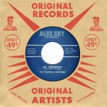 Single - Franklin Bros. Mr. Policeman / Oh, Laura