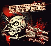 CD - VA - Psychobilly Ratpack - Lession 1: Best Of East-German P