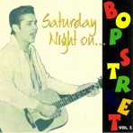 CD - VA - Saturday Night On Bop Street Vol. 3