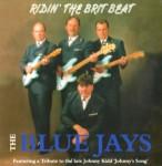 CD - Blue Jays - Ridin the Brit Beat