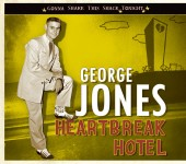 CD - George Jones - Heartbreak Hotel - Gonne Shake..