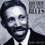 CD - Rollee Mc gill - Rhythm Rockin´ Blues